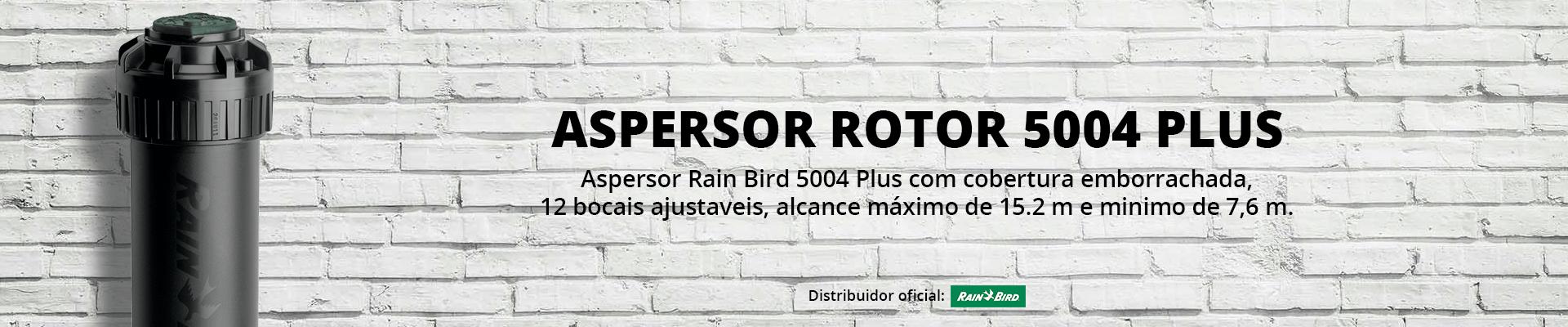 Aspersor ROTOR 5004 Plus - Rain Bird