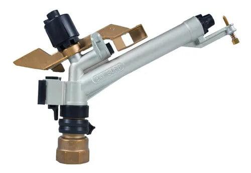 Aspersor Mini Canhão D-3018 Setorial - Raio de 20 à 35 Metros