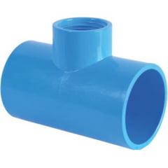 Te 90° Irriga PVC Soldável