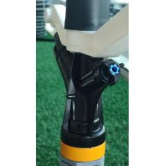 Aspersor Mini-Canhão Plástico Senninger Raio de 20 à 29 metros de distância