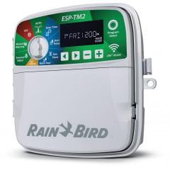 CONTROLADOR PARA IRRIGAÇÃO RAIN BIRD ESP-TM2 - 12 ESTAÇÕES 230 V