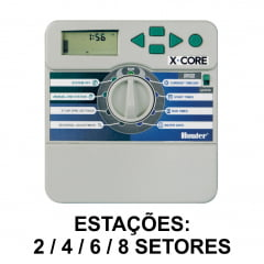 Controlador De Irrigação X-core  - Interno 220v HUNTER