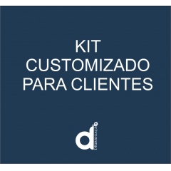 KIT CUSTOMIZADO PARA Evandro