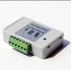 Kit Placa Painel Solar 10w (watts) + Controlador De Carga