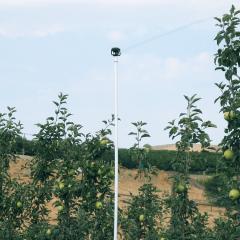 Aspersor Rain Bird LF 2400 Completo (Corpo Acme + Bocal + Defletor +Adaptador Acme - Desmontado) 509 A 799 L/h