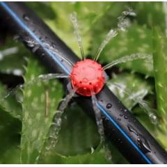 Gotejador Ajustável Para Irrigação 70l/h - 1000 Unidades