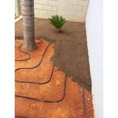 Mangueira porosa para irrigação por sistema de gotejamento