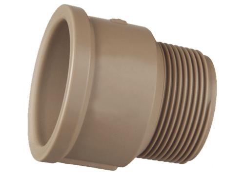 """Adaptador soldável  curto PVC 32X1"""""""